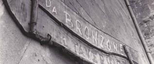 Taverna Bronzone  Copertina BN