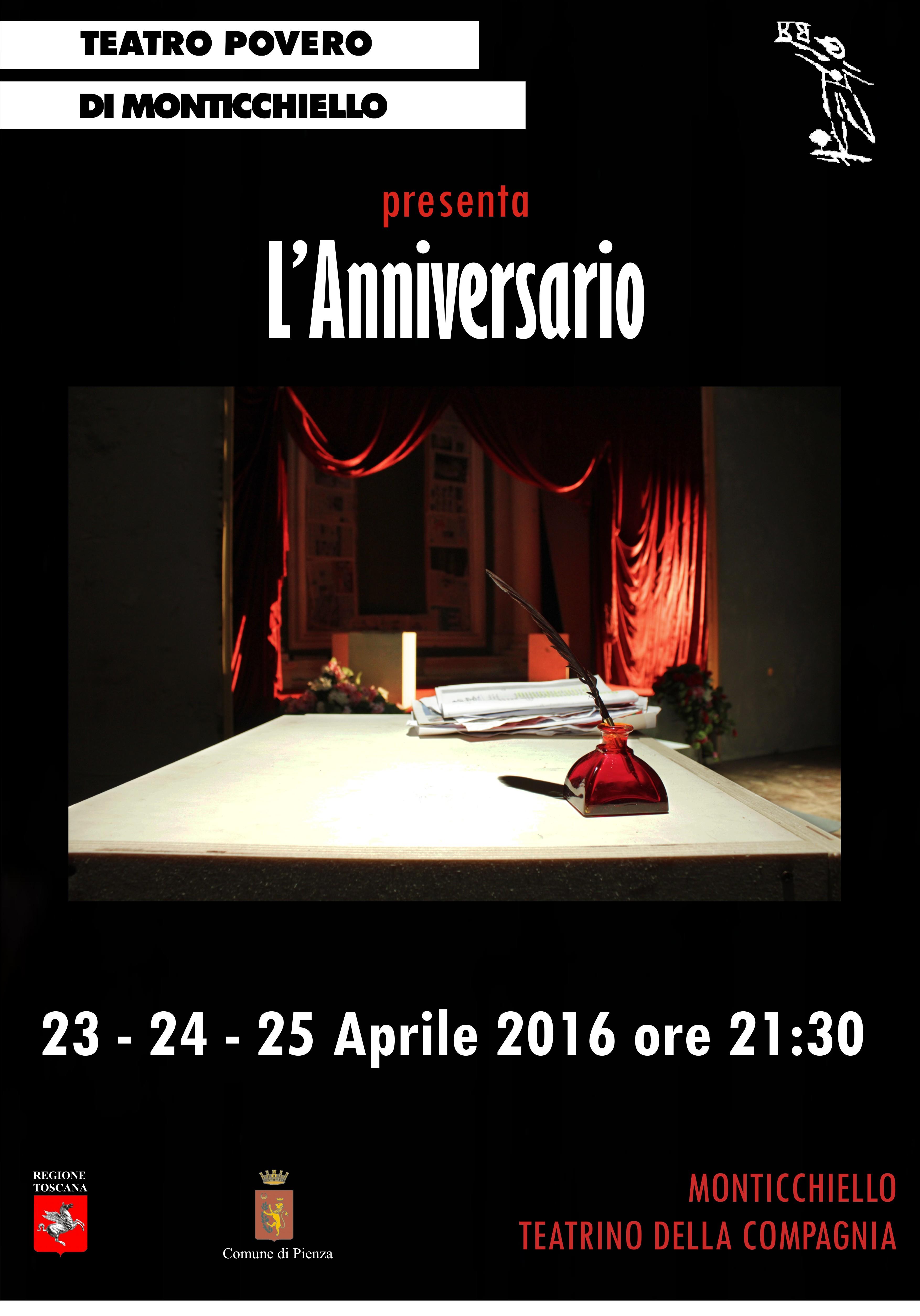 anniversario 2015 - primavera web Eventi