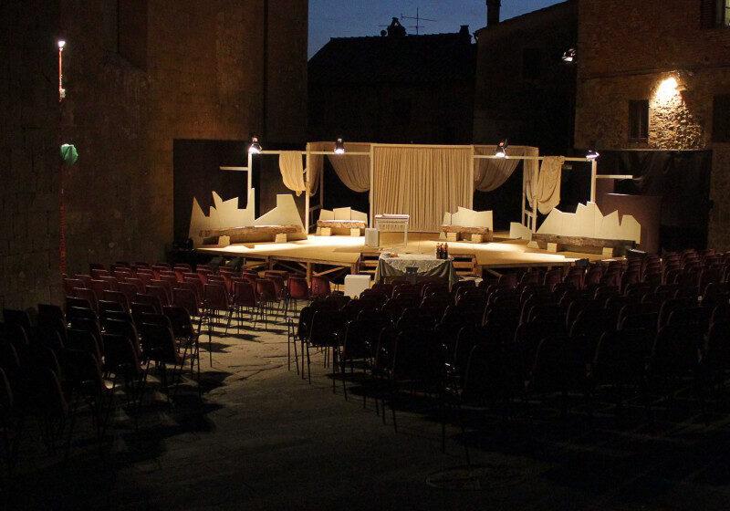 I luoghi del Teatro