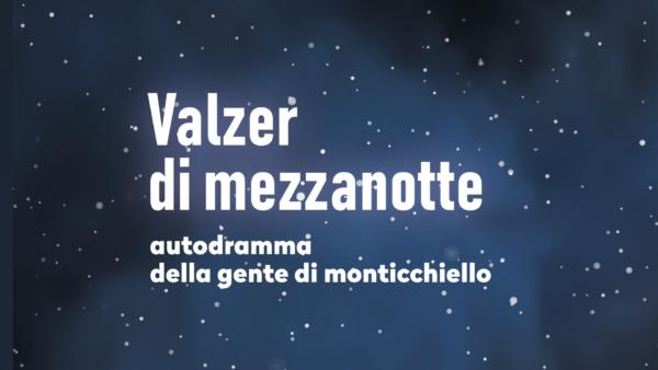 Valzer di mezzanotte – banner autodramma 2018